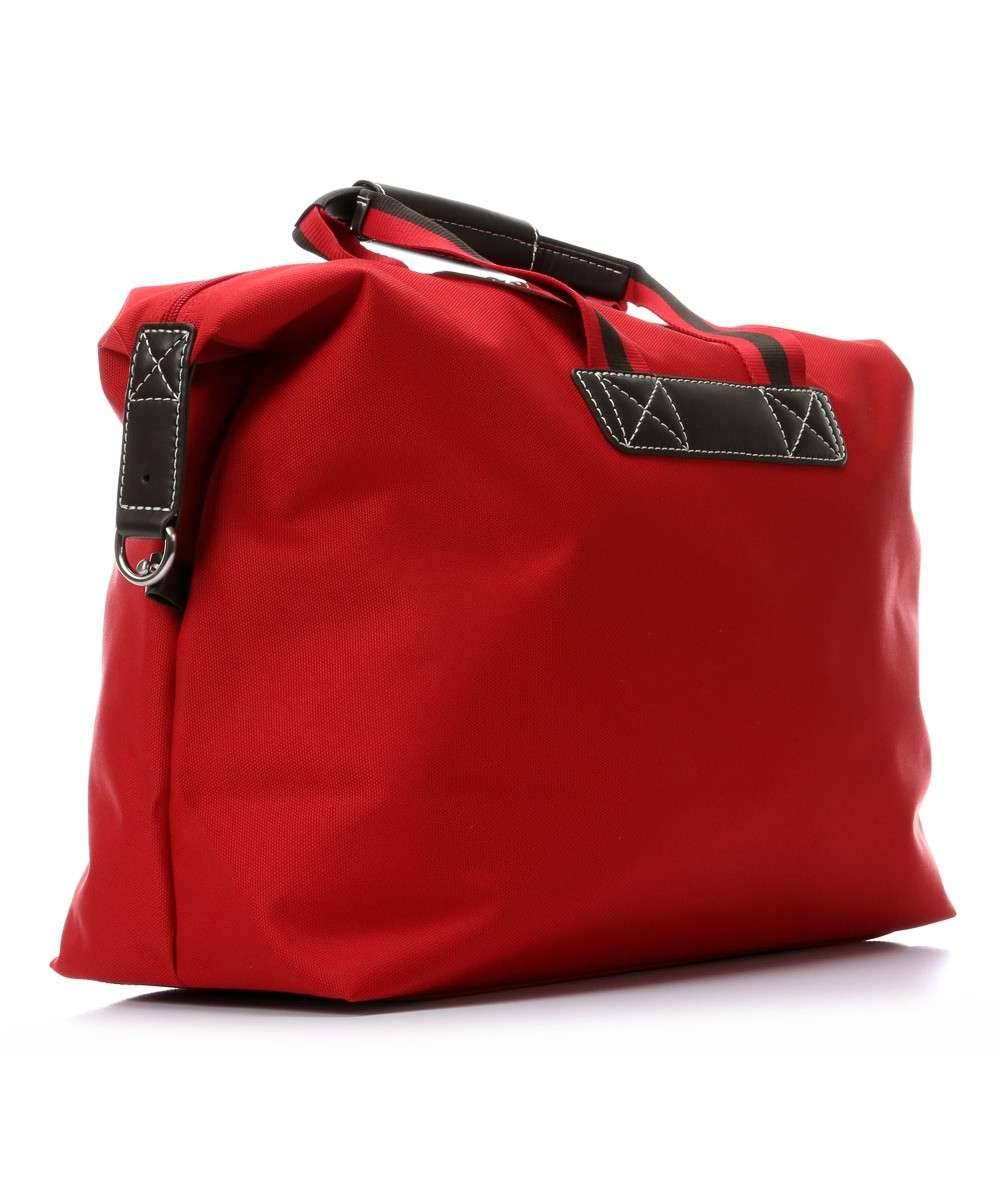 Lancel Partance Sac weekend rouge 46 cm-A01590-30TU-red-01 Preview