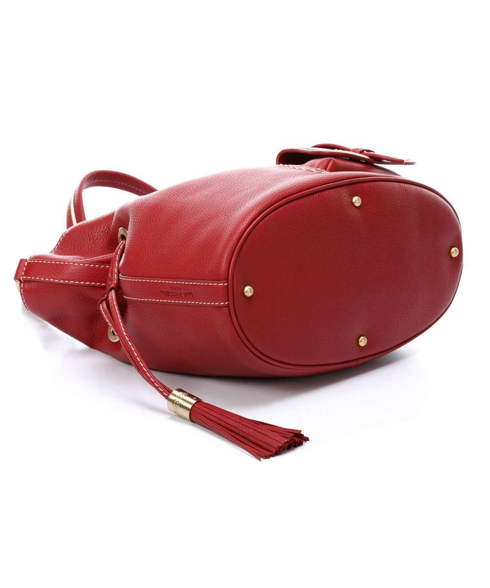 Lancel Premier Flirt Bolso de hobo rojo-A02174-D2TU-red-01 Preview
