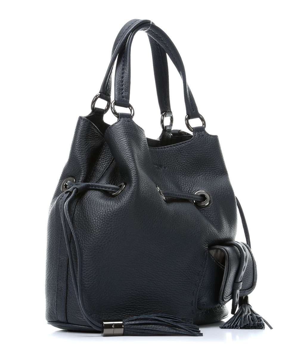 Lancel Premier Flirt Hobo bag dark blue-A02174-45TU-nightblu-01 Preview