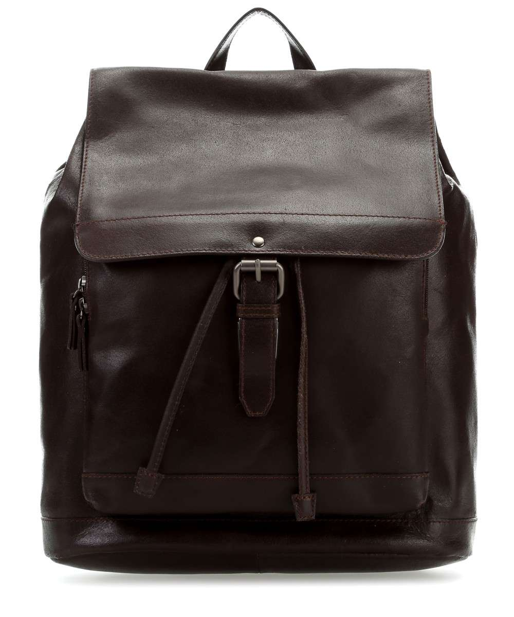 Leonhard Heyden Dakota Laptop-Rucksack braun Preview