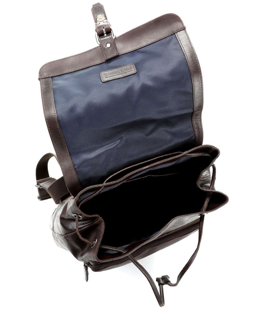 Leonhard Heyden Dakota Laptop-Rucksack braun-9075632-01 Preview