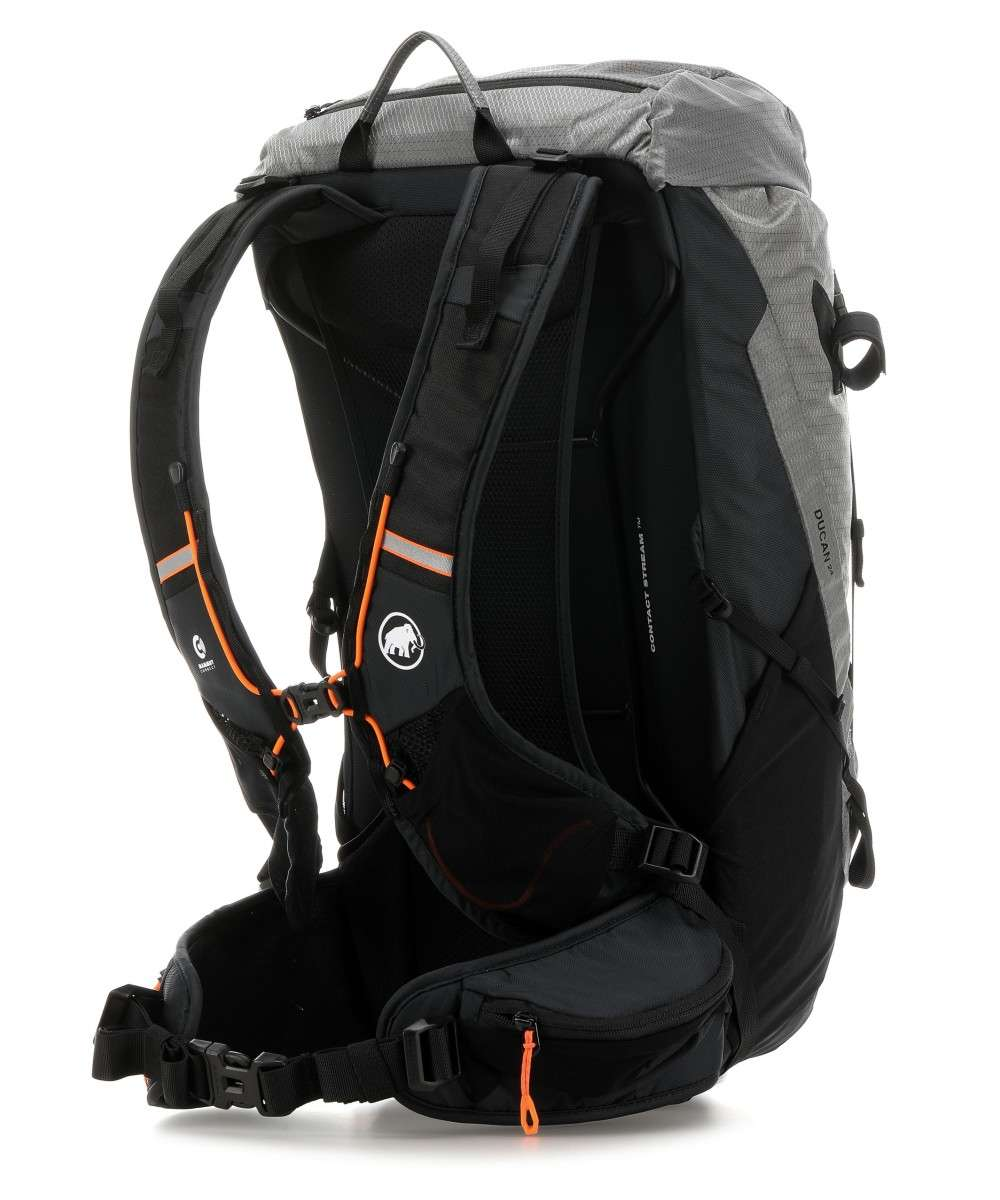 Mammut Ducan 24 Vandrerygsæk grå/sort-2530-00350-00087-24-01 Preview