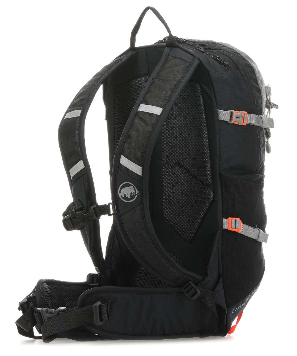 Mammut Lithium Speed 20 Wanderrucksack grau/schwarz-2530-03171-00087-20-01 Preview
