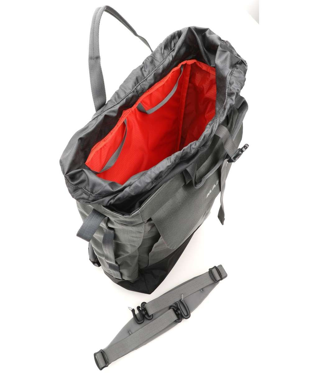 Mammut Neon Shuttle Rucksack graphit-2510-04070-0126-22-01 Preview