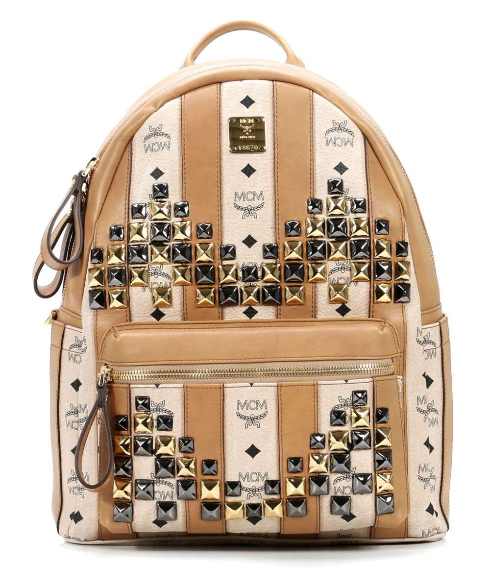 MCM Backpack beige Preview