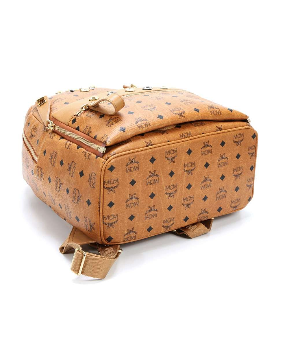 MCM Backpack cognac-MMK4SVE79CO001-01 Preview