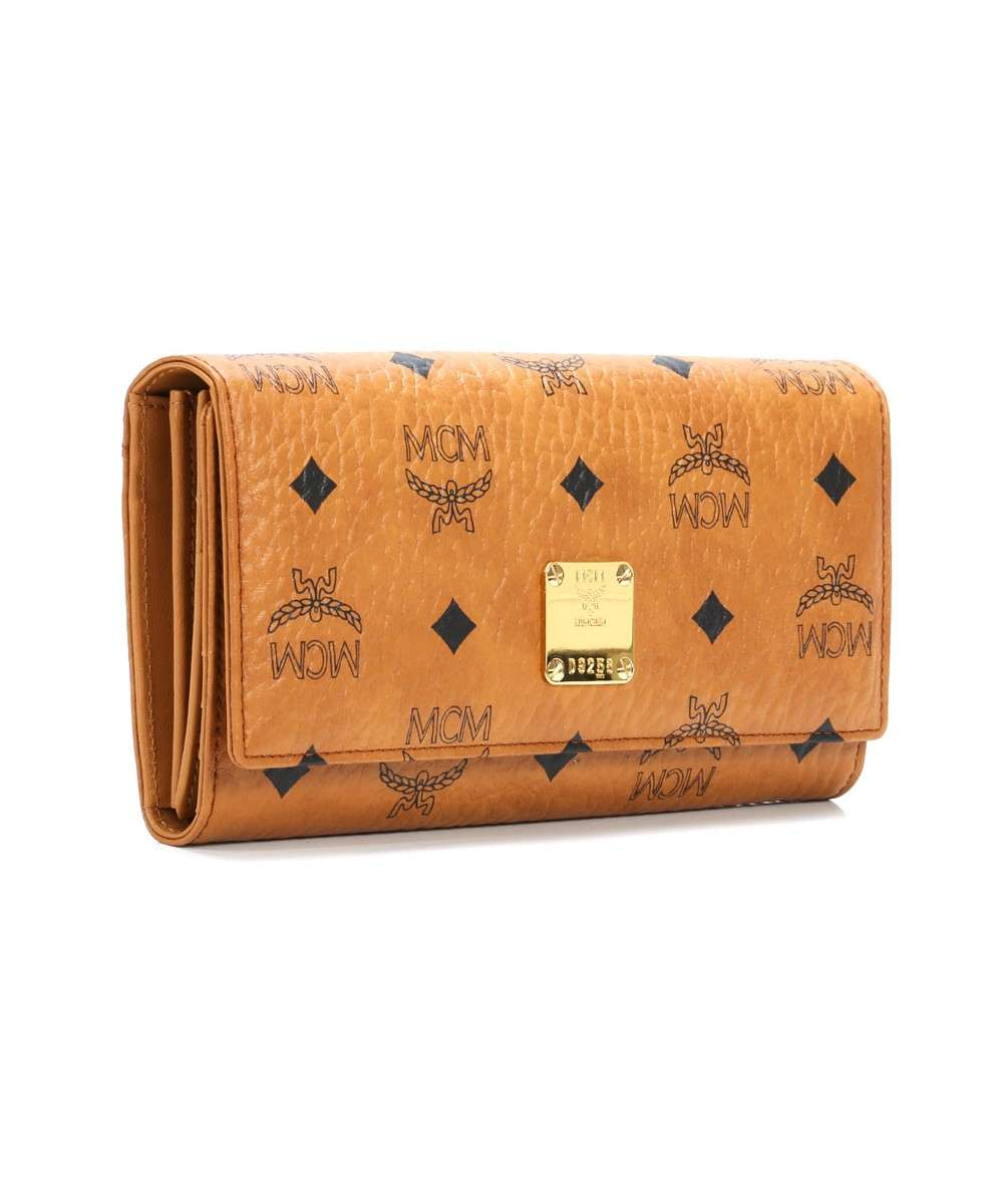 MCM Heritage Line Portefeuille cognac-MYL4SVI64CO001-01 Preview