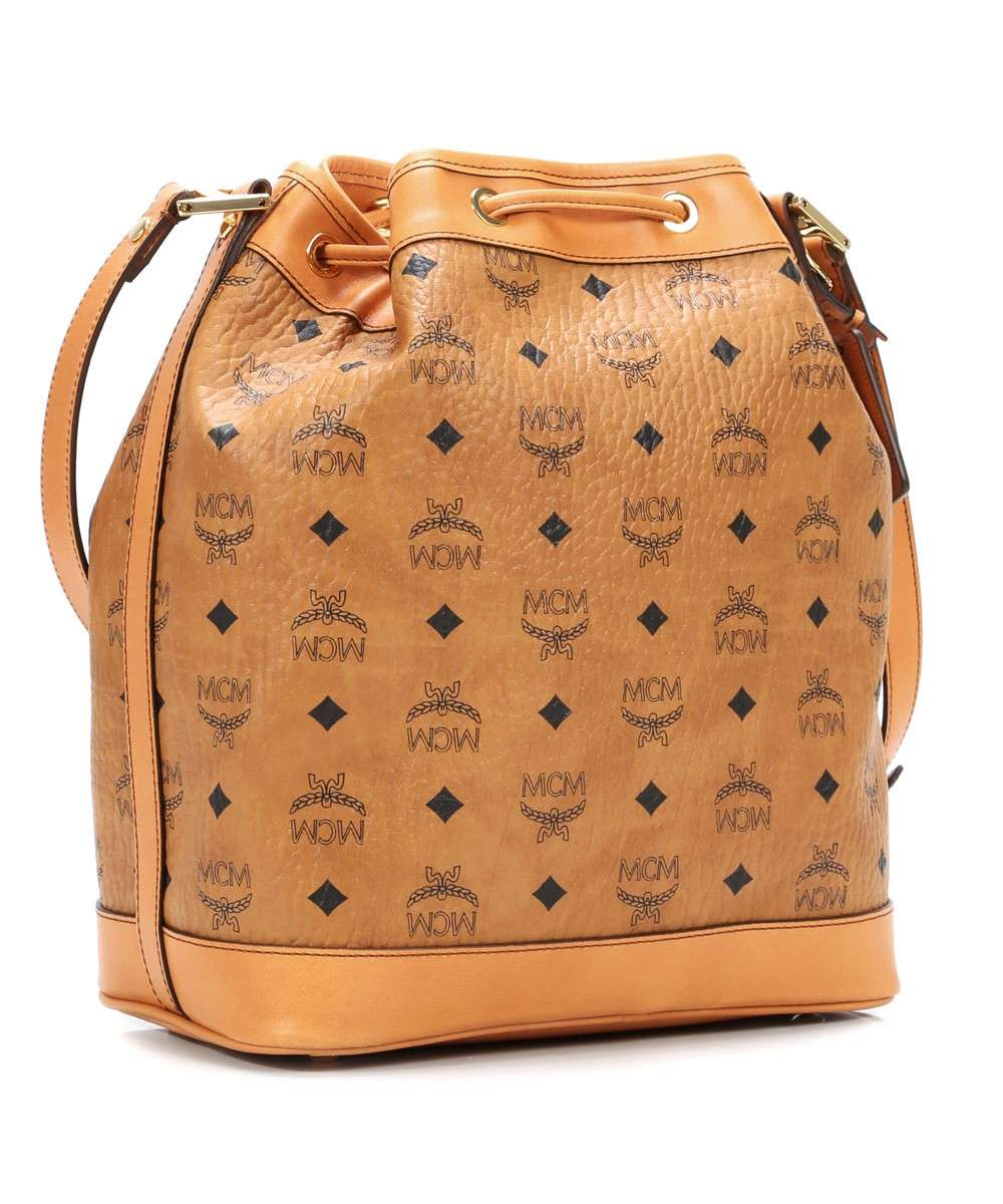 MCM Heritage Line Pussilaukku cognac-MWD4SVI33CO001-01 Preview