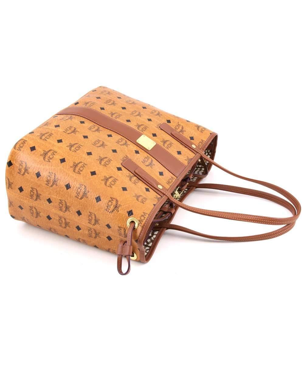 MCM Heritage Line Shopper cognac-MWP2AVI89CO001-01 Preview