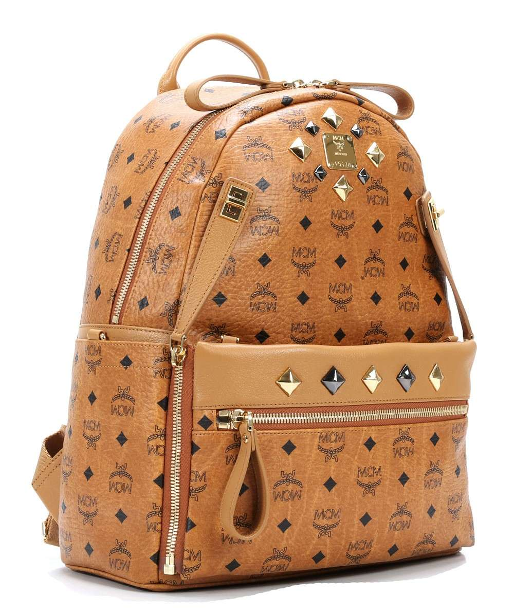 MCM Mochila cognac-MMK4SVE79CO001-01 Preview