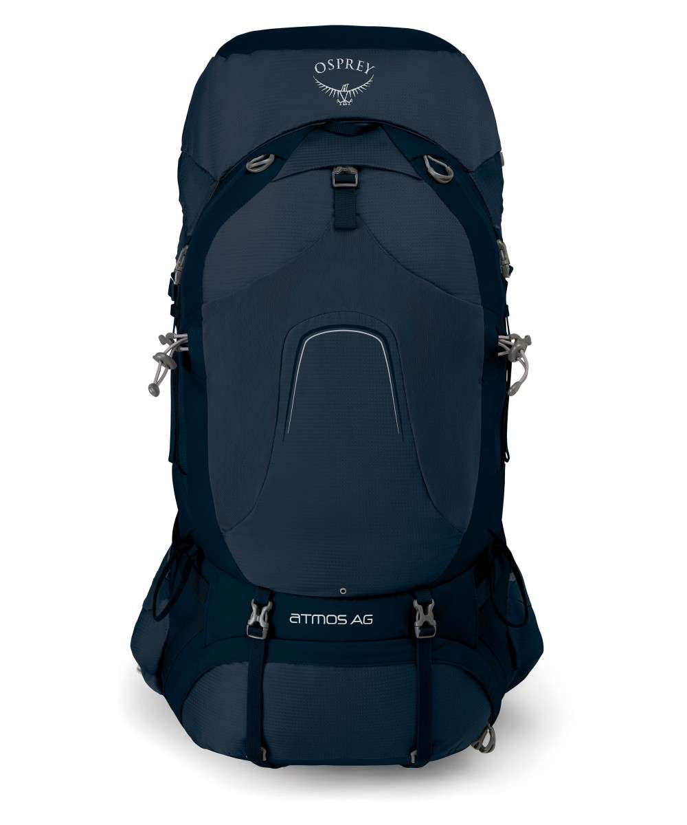 Osprey Atmos AG 50 Back length M Trekkingrucksack blau Preview