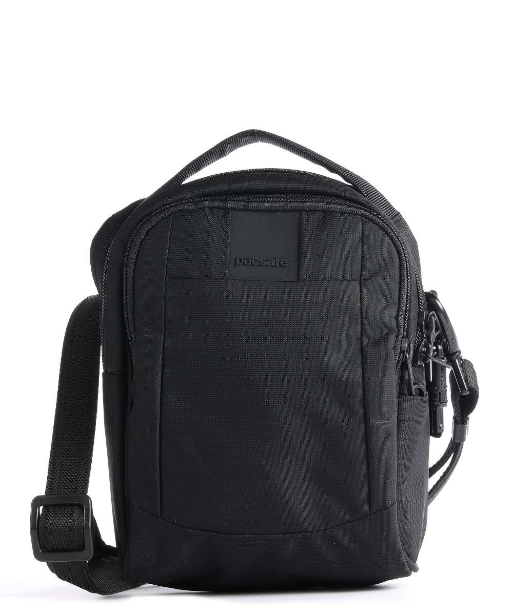 Metrosafe LS100 Crossbody bag nylon black
