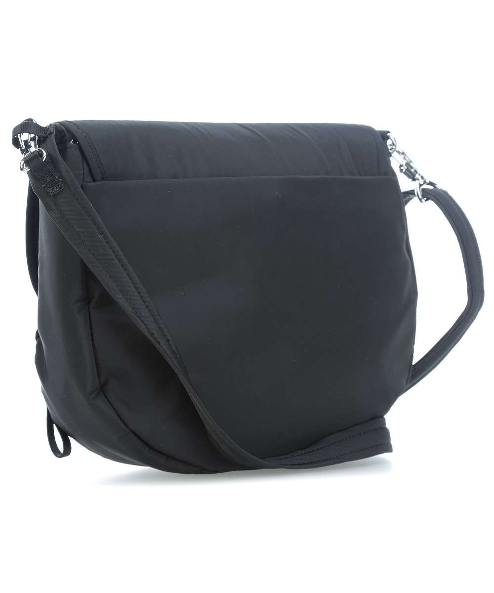 Pacsafe Stylesafe Crossbody bag polyester black - 20600100 ... ad878a06d5