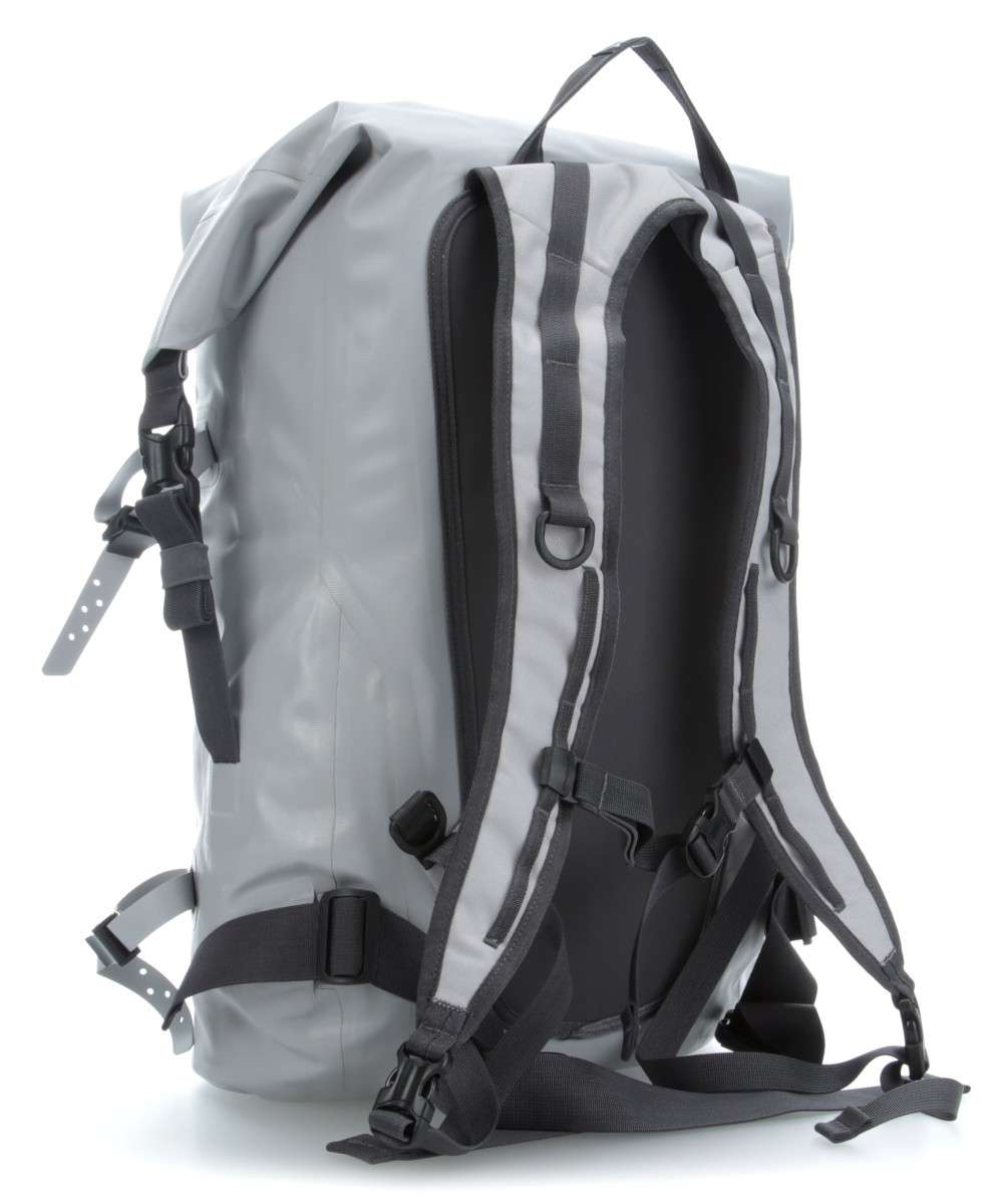 Patagonia Stormfront 45 Rolltop Rucksack grau-49226-DFTG-ALL-01 Preview