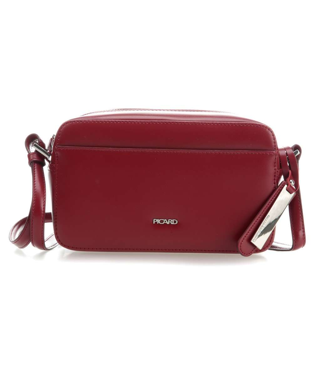 Picard Berlin Schultertasche rot Preview