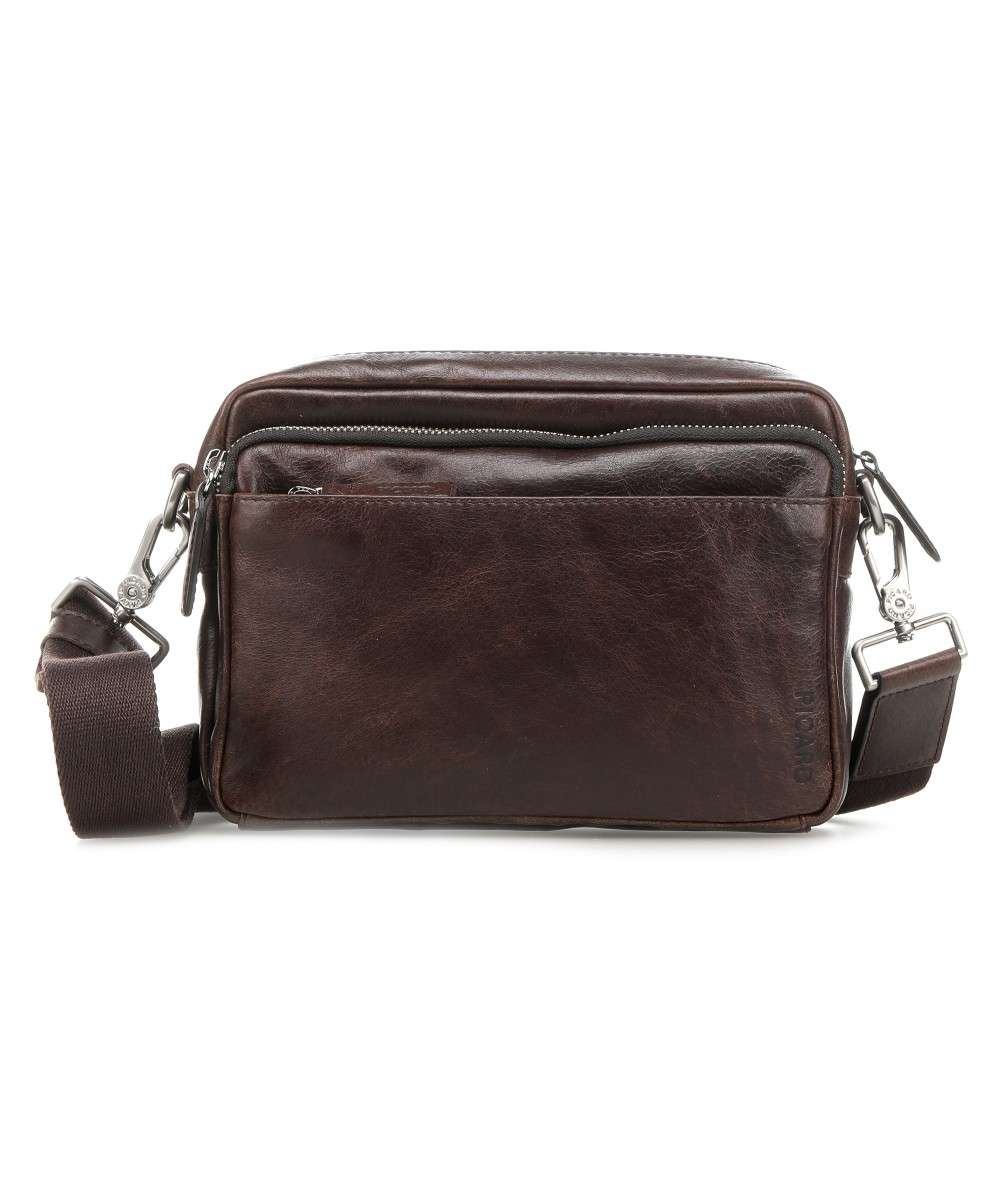 Picard Buddy Crossbody tas bruin Preview