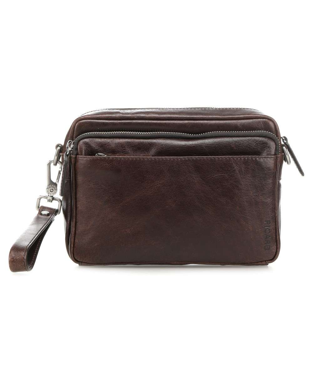 Picard Buddy Crossbody tas bruin-502851B055-CAFE-01 Preview