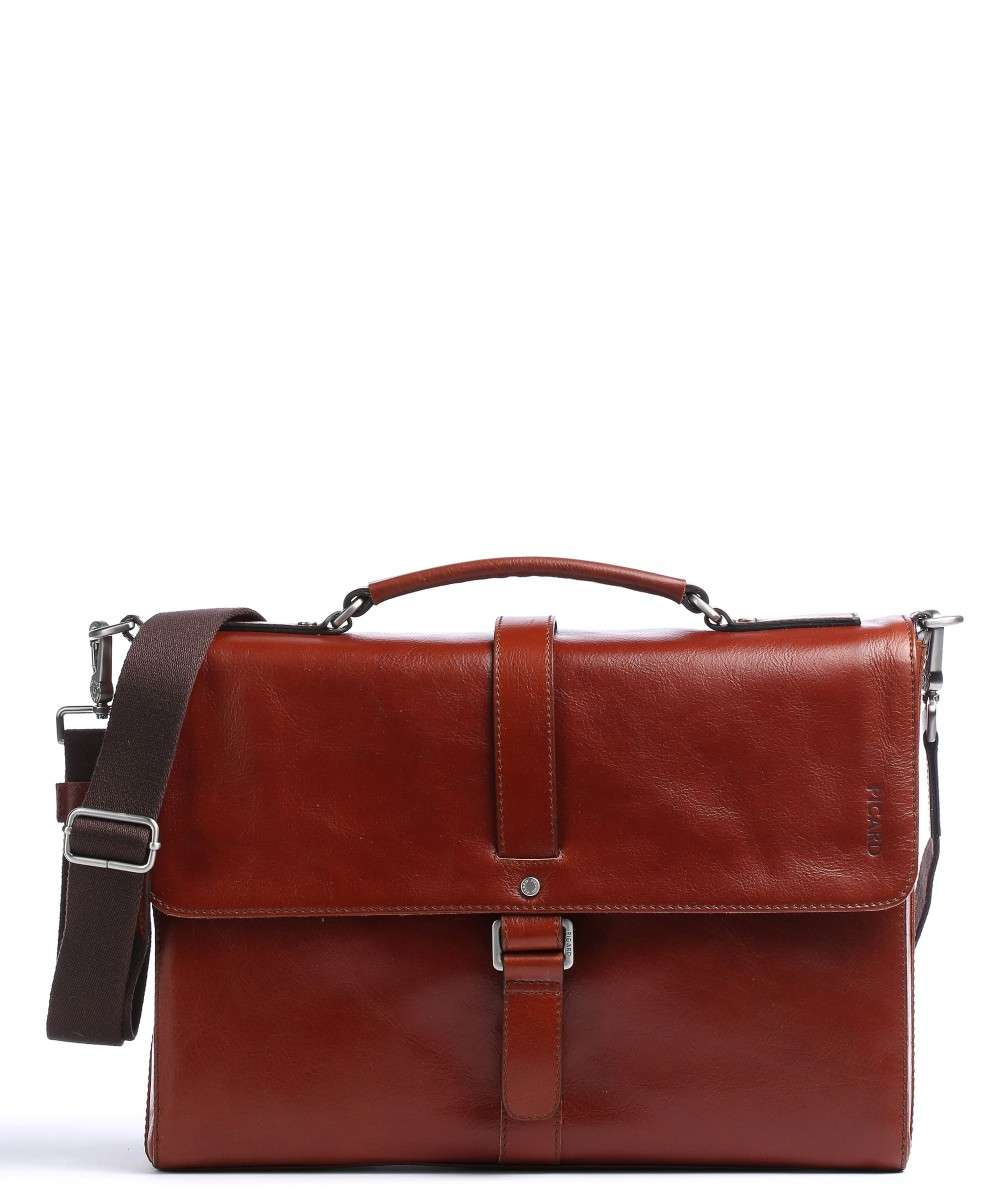 Picard Business Buddy Briefcase cognac Preview