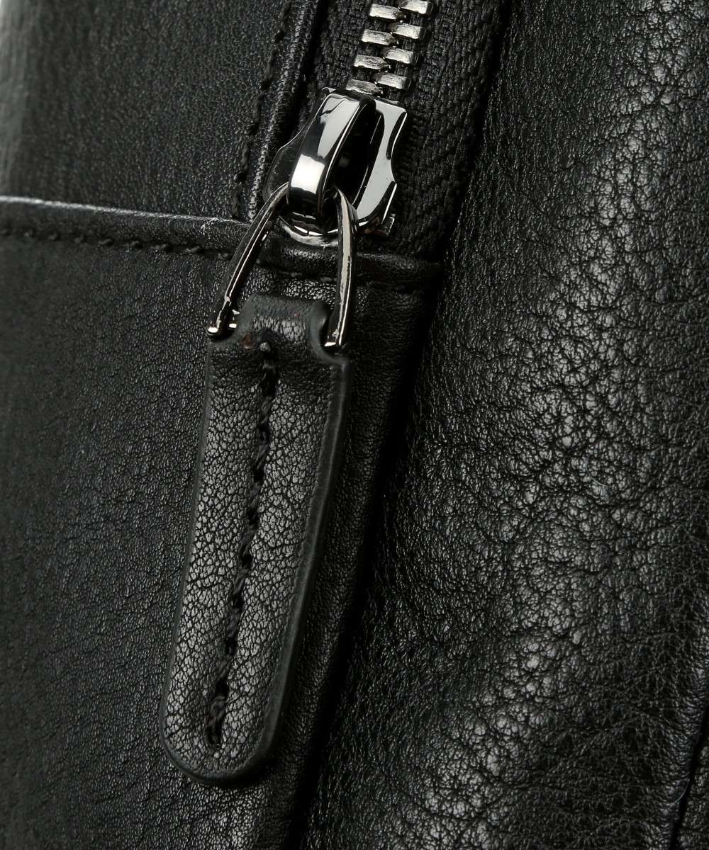 Piquadro Black Square Slingbag schwarz-CA4827B3-N-01 Preview