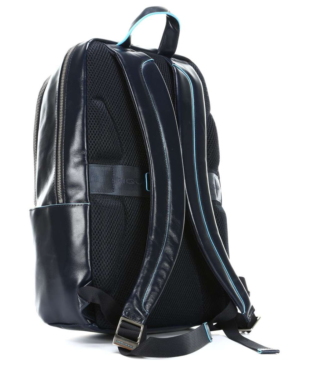 Piquadro Blue Square Laptop backpack 13″ dark blue-CA3214B2-BLU2-01 Preview