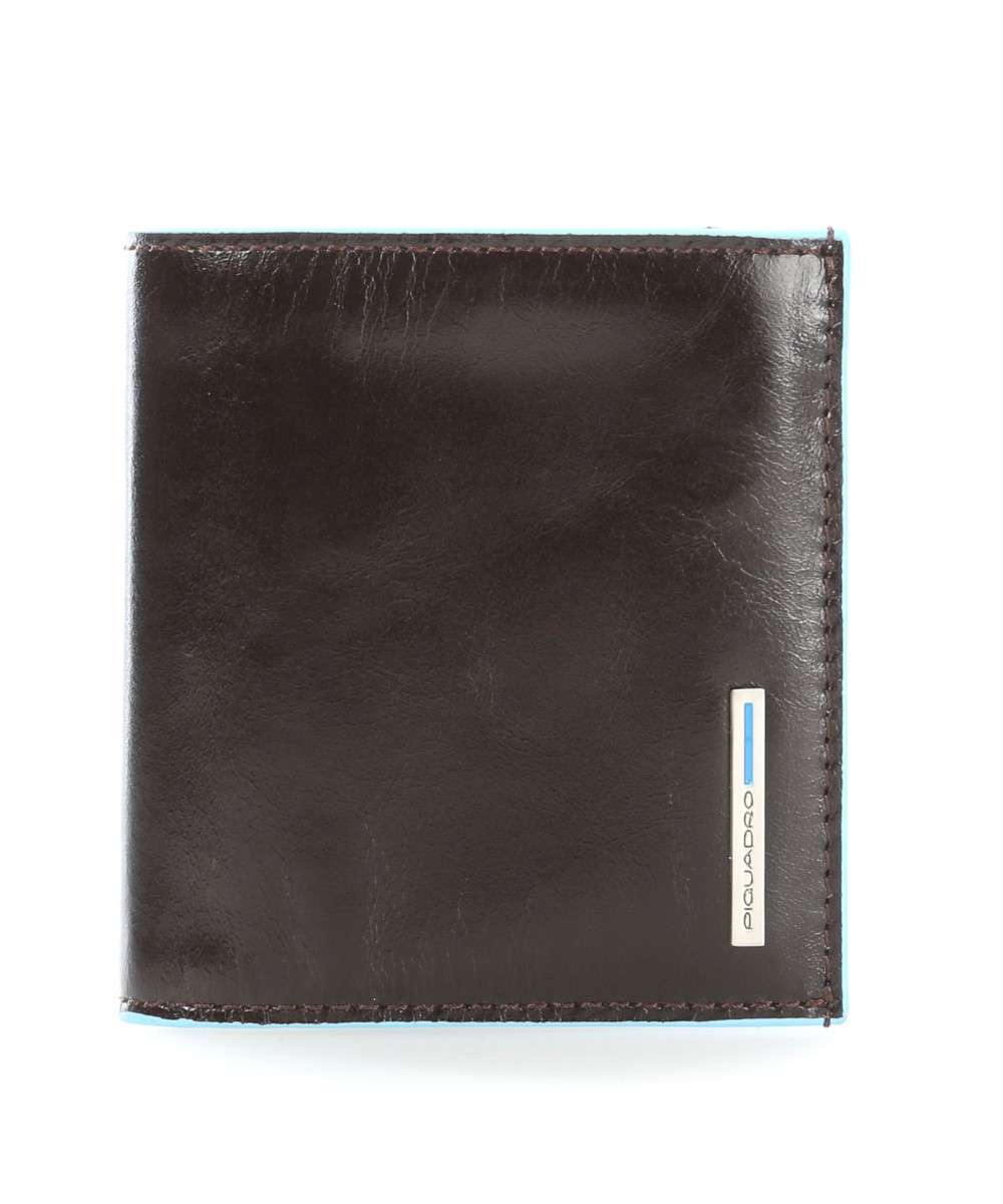 Piquadro Blue Square Monedero caoba Preview