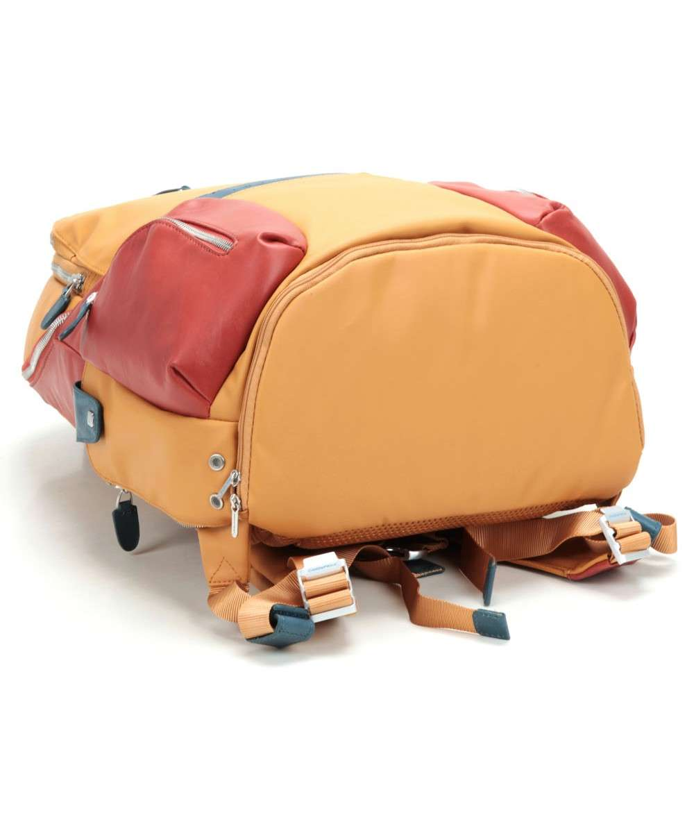 Piquadro Coleos Laptop backpack red/orange-CA2943OS-G-01 Preview