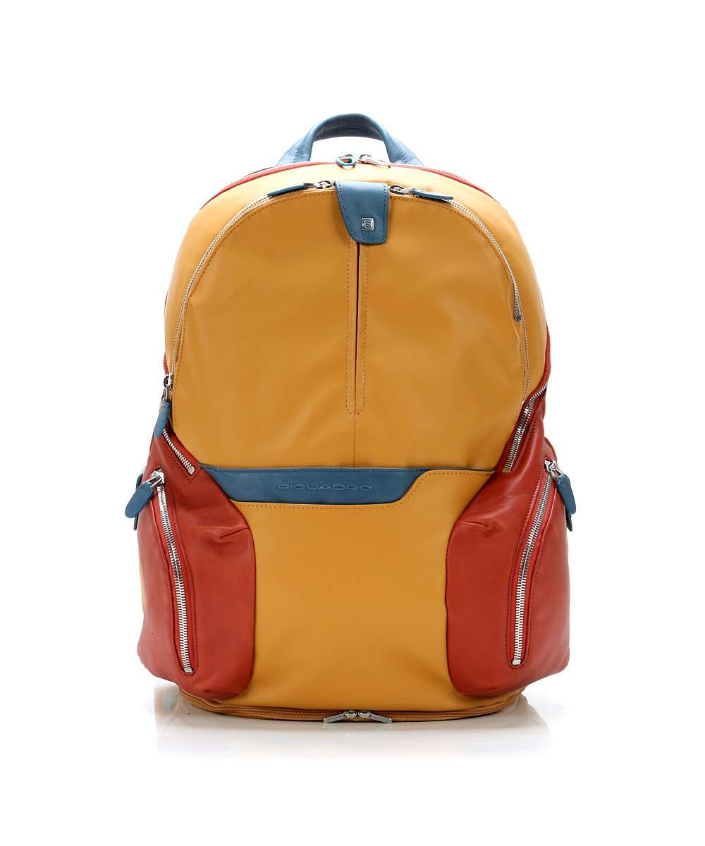 Piquadro Coleos Laptop-Rucksack taupe-CA2943OS-TO-01 Preview