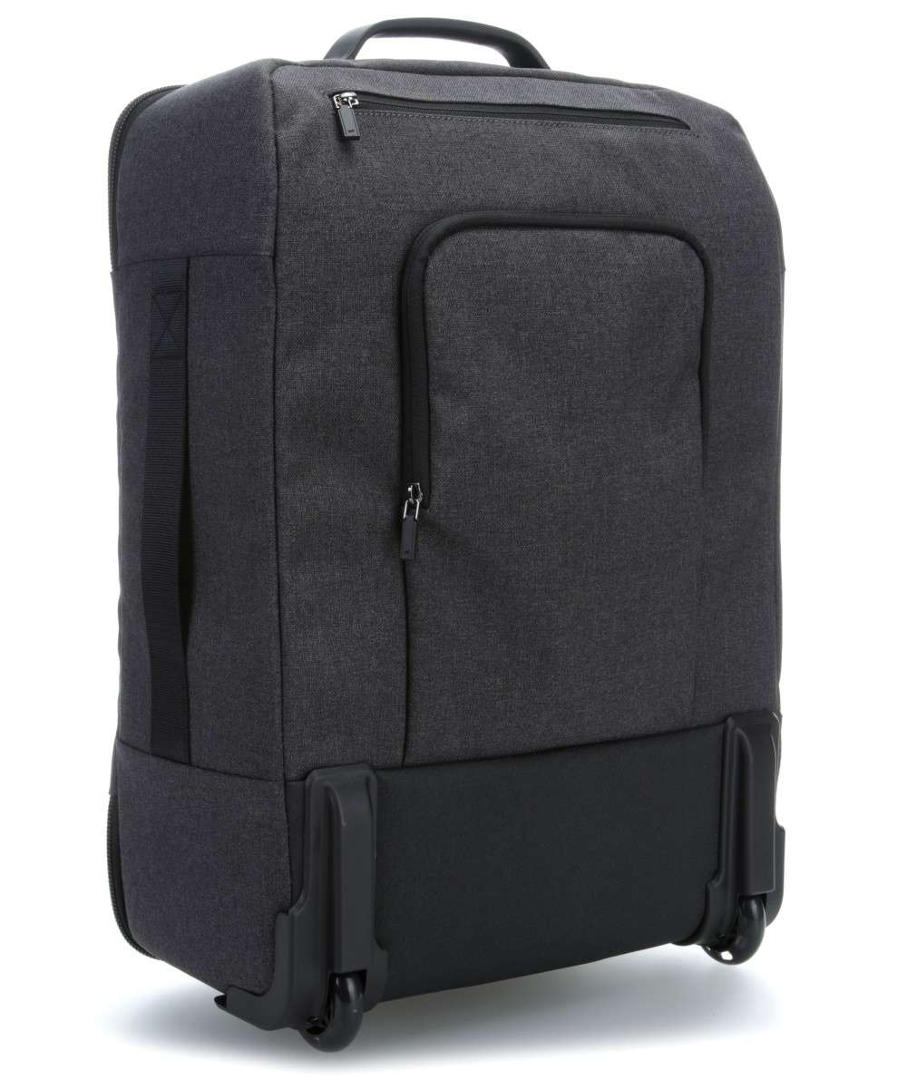 Porsche Design Cargon CP 2-Rollen Trolley 17″ dunkelgrau-4090002562-802-01 Preview