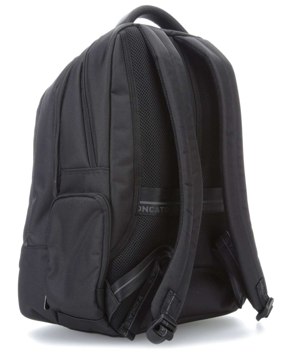 Roncato Wall Street Laptop-Rucksack 15.6″ schwarz-412153-01-00 Preview