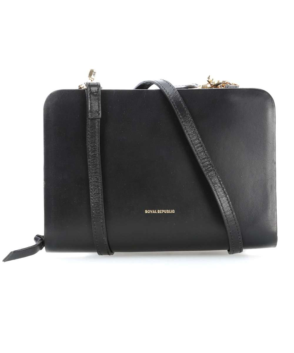 Royal RepubliQ Galax Eve Borsa a spalla nero Preview