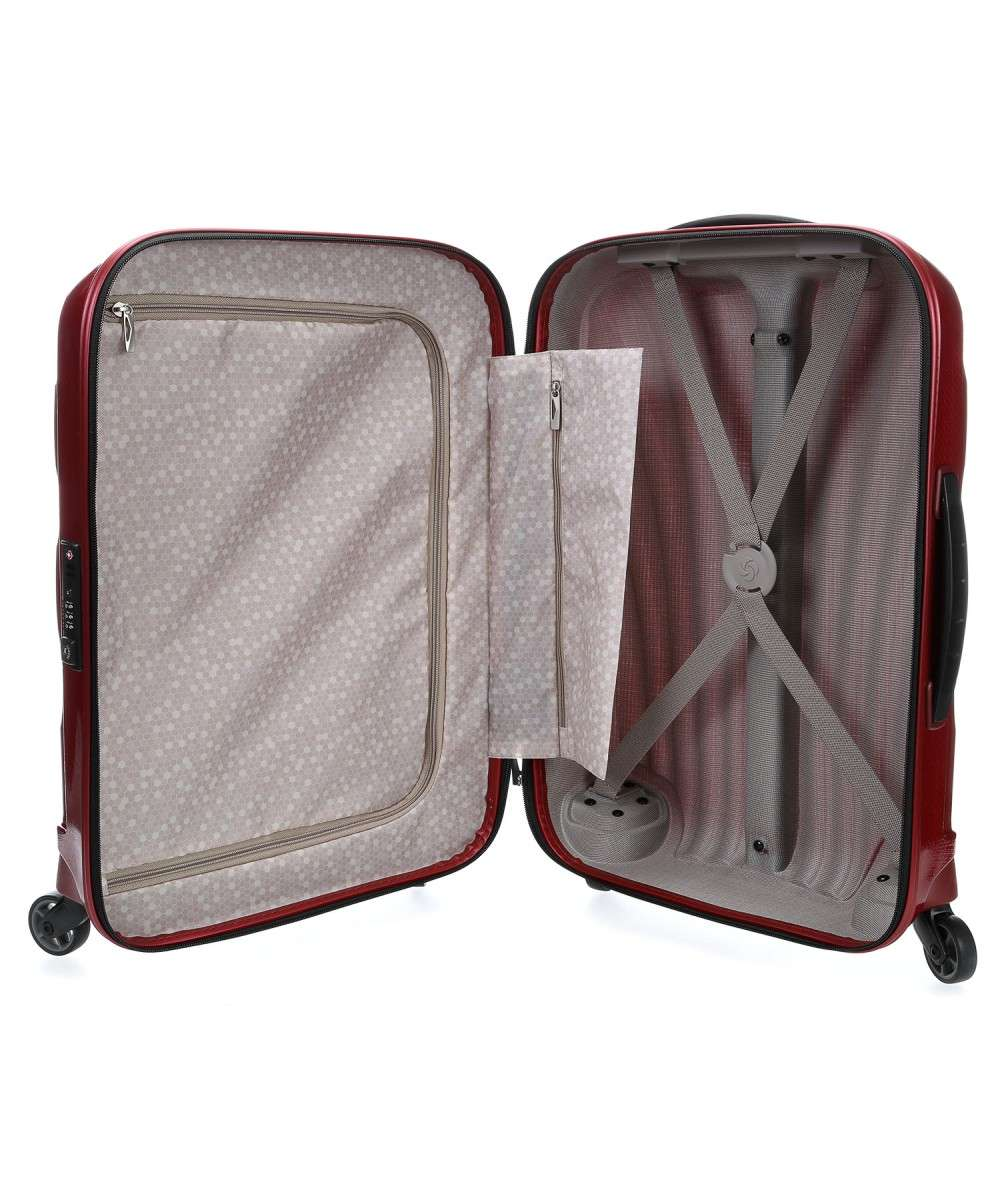 Samsonite Cosmolite 3.0 4-Rollen Trolley rot 55 cm-73349-1726-00 Preview