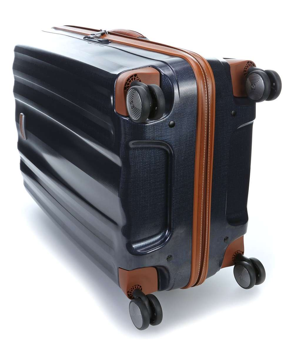 Samsonite Lite-Cube DLX 4-Rollen Trolley dunkelblau 68 cm-61243-1549-00 Preview