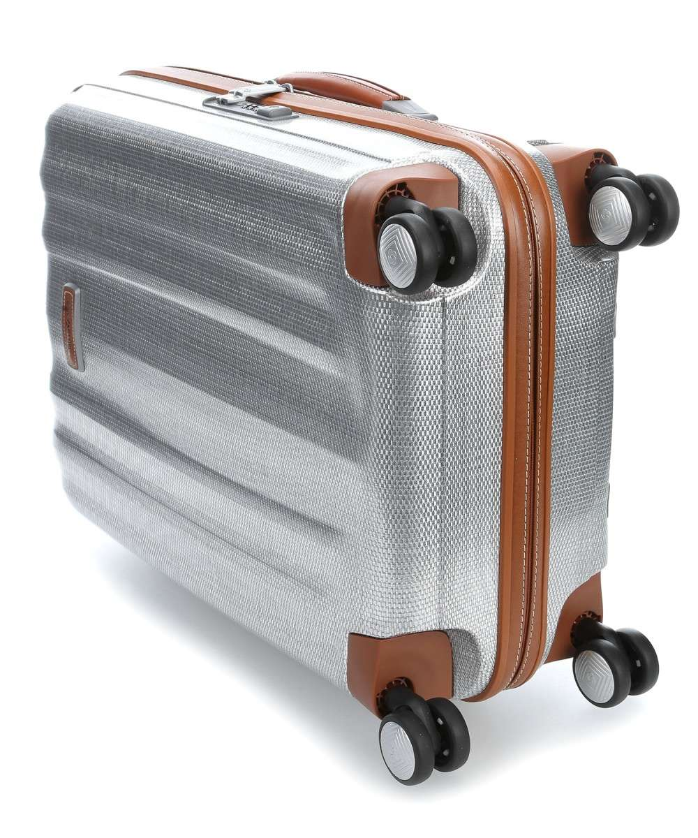 Samsonite Lite-Cube DLX 4-Rollen Trolley silber 55 cm-61242-1004-00 Preview