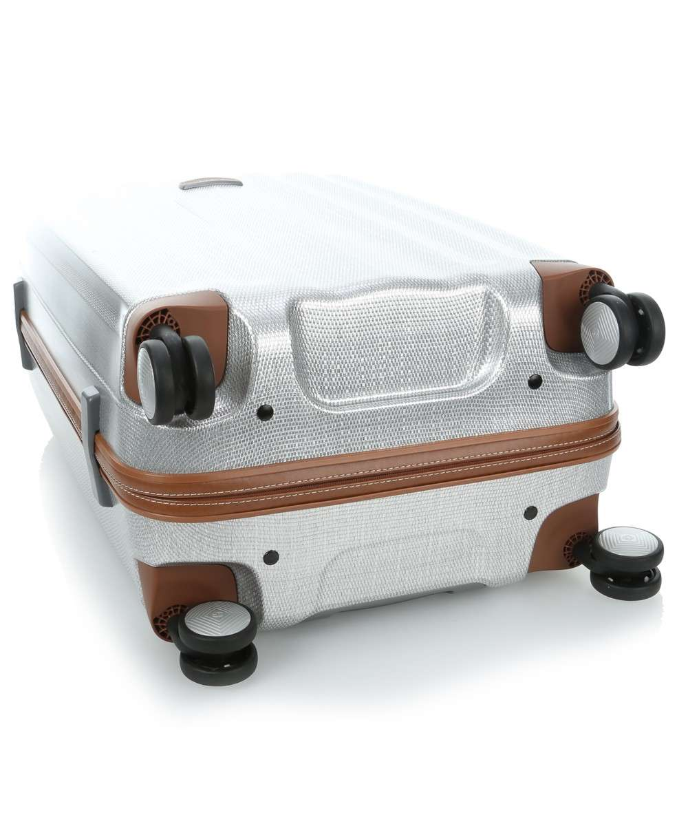 Samsonite Lite-Cube DLX 4-Rollen Trolley silber 68 cm-61243-1004-00 Preview