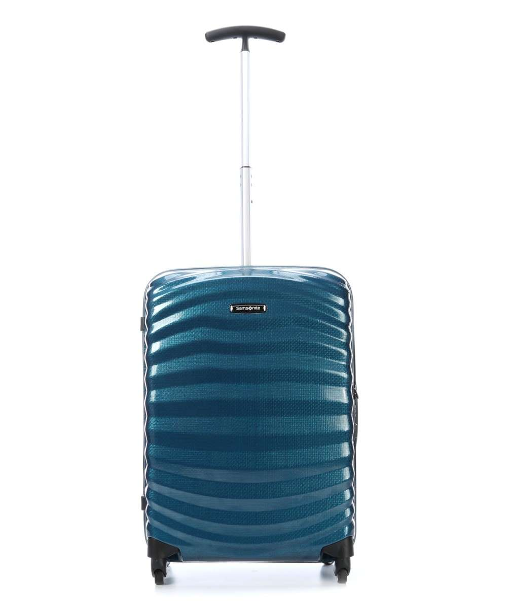 Samsonite Lite-Shock 4-Rollen Trolley petrol 55 cm Preview
