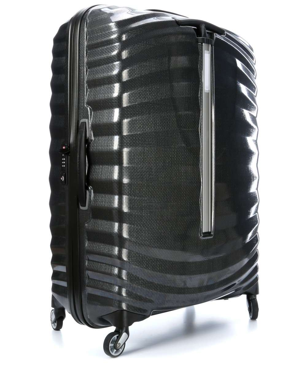 Samsonite Lite-Shock 4-Rollen Trolley schwarz 69 cm-62765-1041-01 Preview
