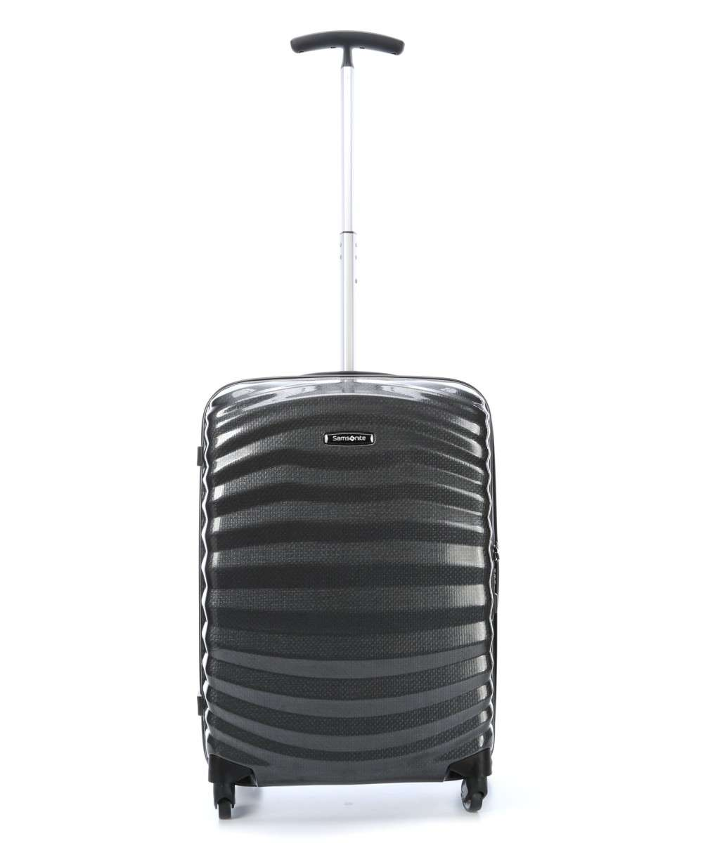 Samsonite Lite-Shock Kuffert med 4 hjul sort 55 cm Preview