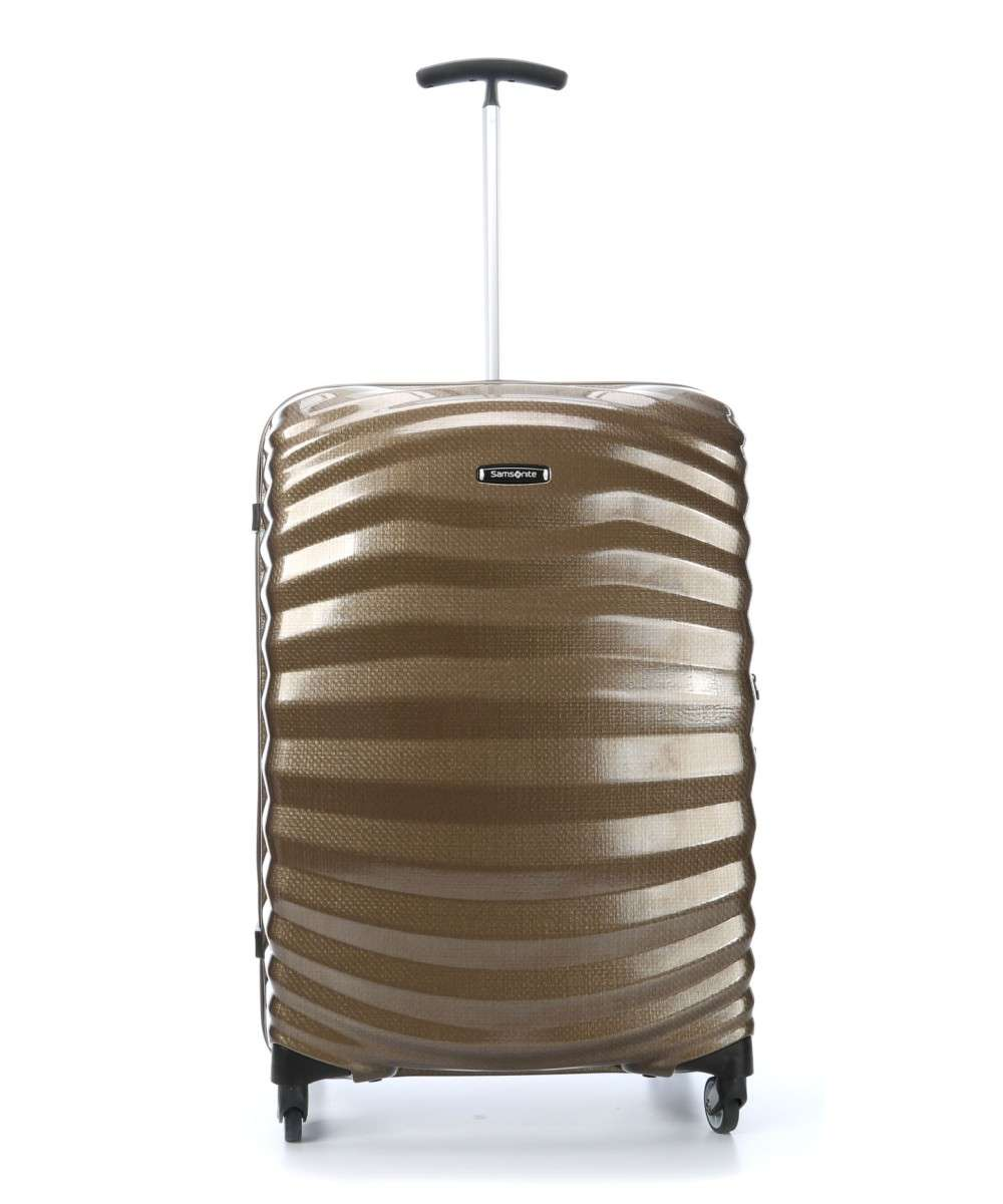 Samsonite Lite-Shock Valigia trolley (4 ruote) oro 55 cm Preview