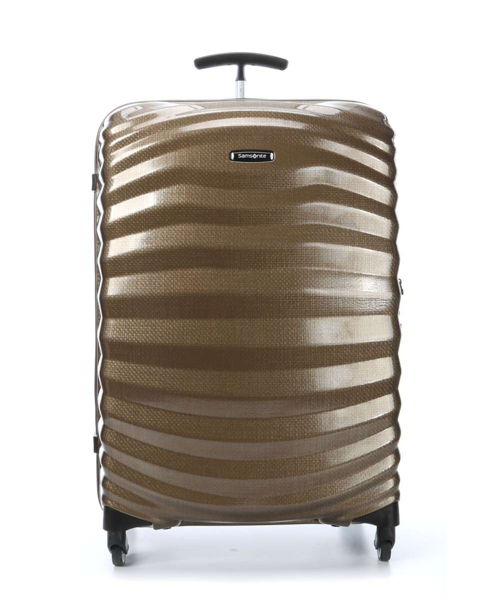 Samsonite Lite-Shock Valigia trolley (4 ruote) oro 81 cm Preview