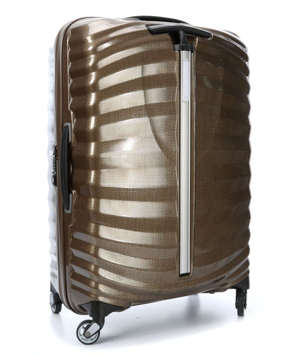 Samsonite Lite-Shock Valigia trolley (4 ruote) oro 81 cm-62767-1775-01 Preview
