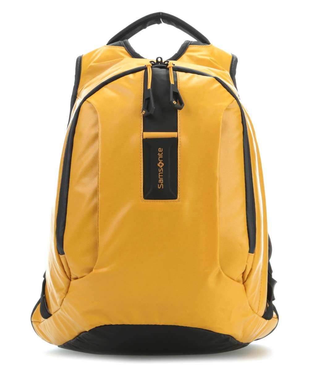 Zaino giallo poliestere Samsonite rivestito Light Paradiver 4W11nycfB
