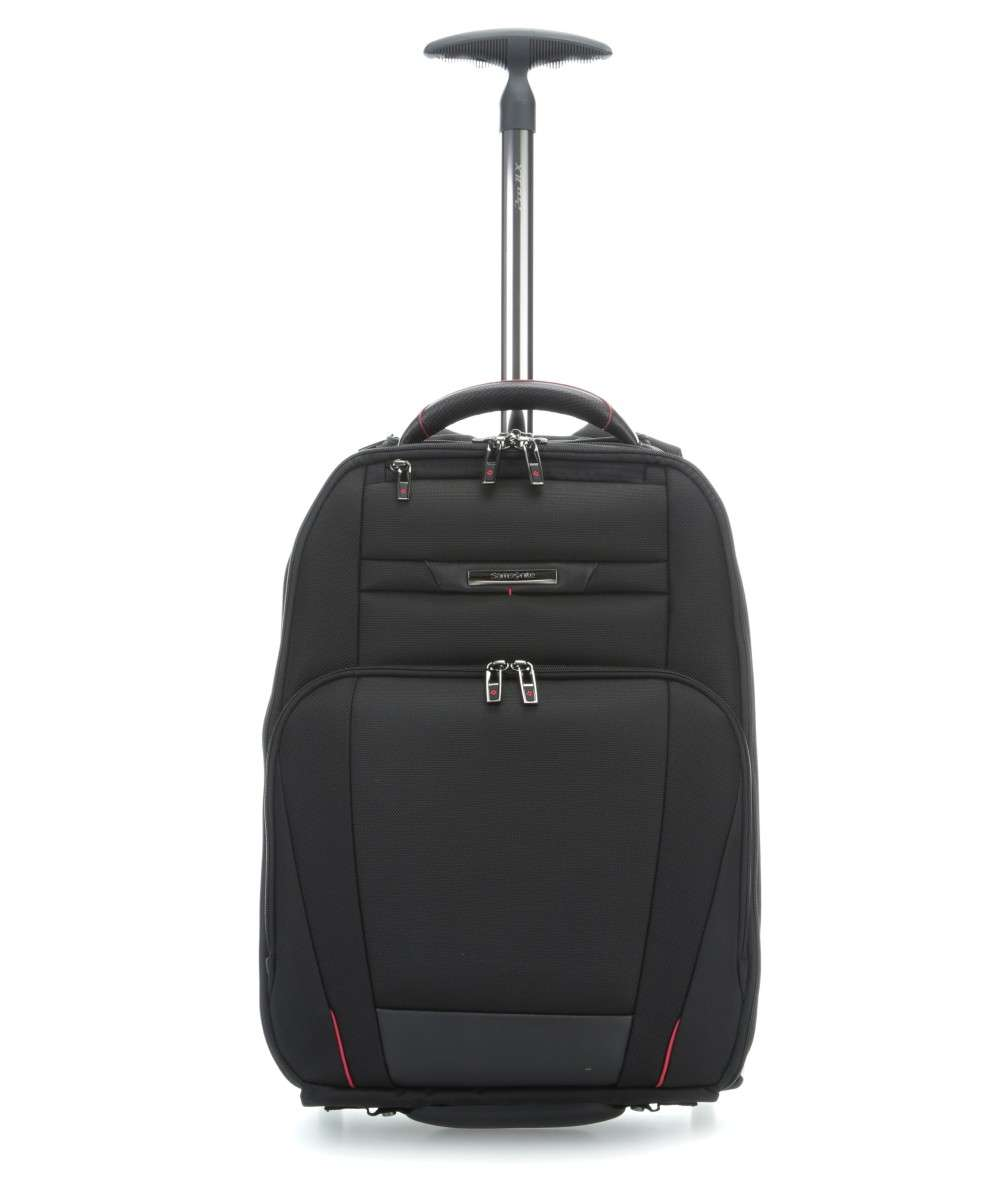 Samsonite Pro-DLX 5 Backpack with wheels black Preview