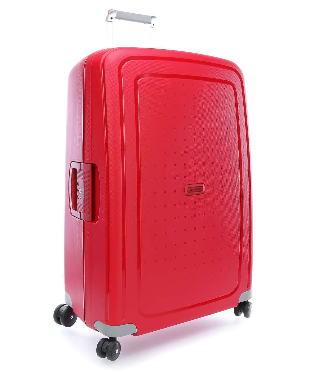 Samsonite SCure 4-Rollen Trolley rot-49308-1235-00 Preview