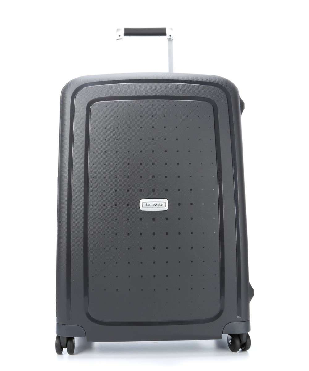 Samsonite S'Cure DLX 4-Rollen Trolley graphit Preview
