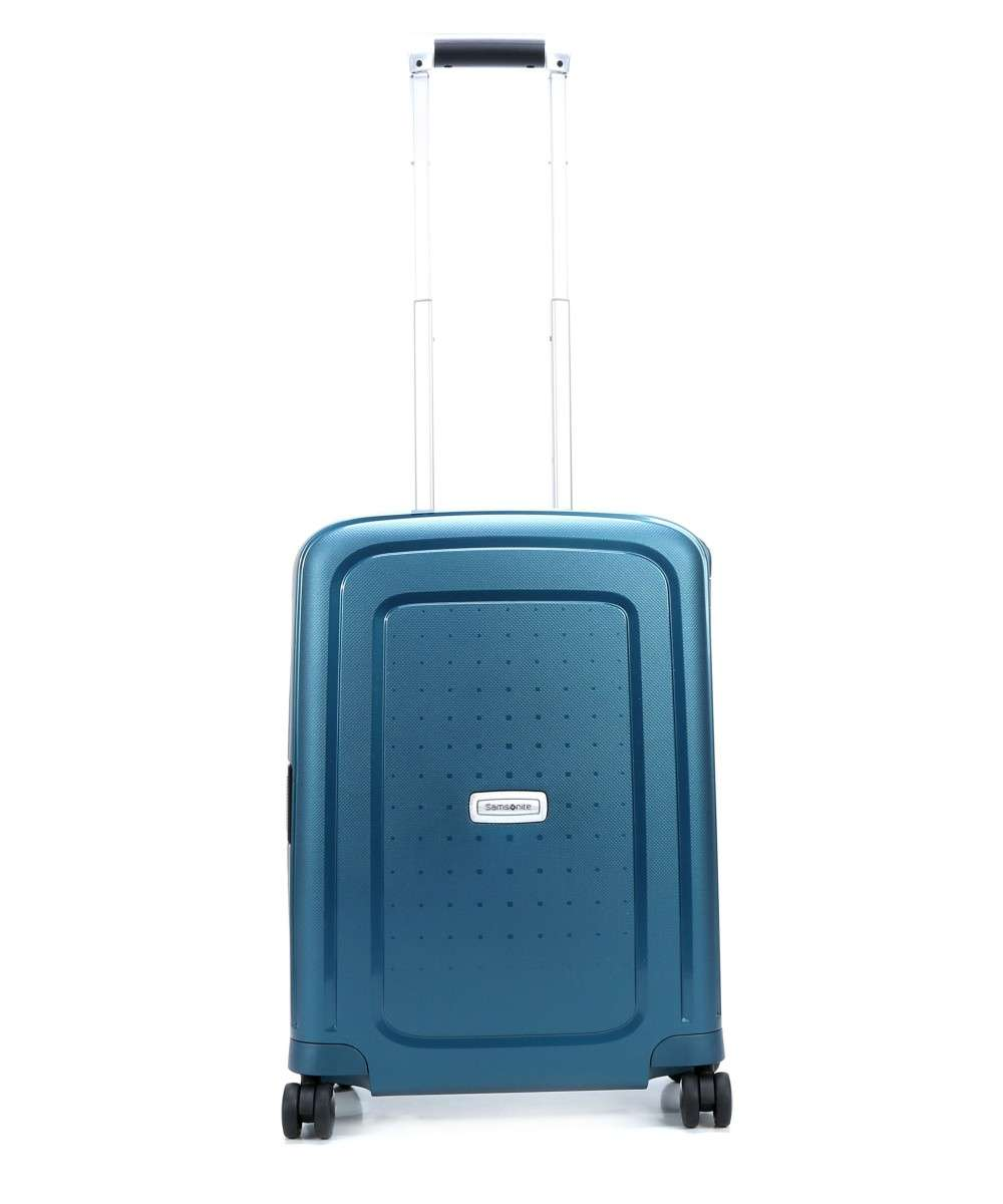 Samsonite S'Cure DLX Spinner (4 wheels) blue Preview