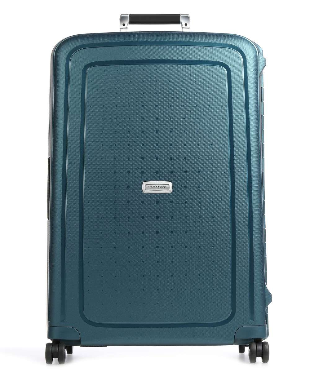 Samsonite S'Cure DLX Spinner (4 wheels) green Preview