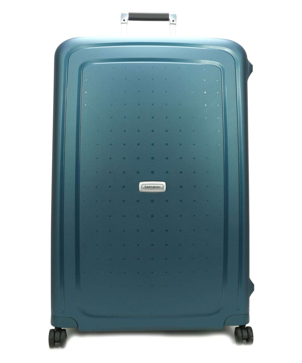 Samsonite S'Cure DLX Spinner (4 wheels) metallic green Preview