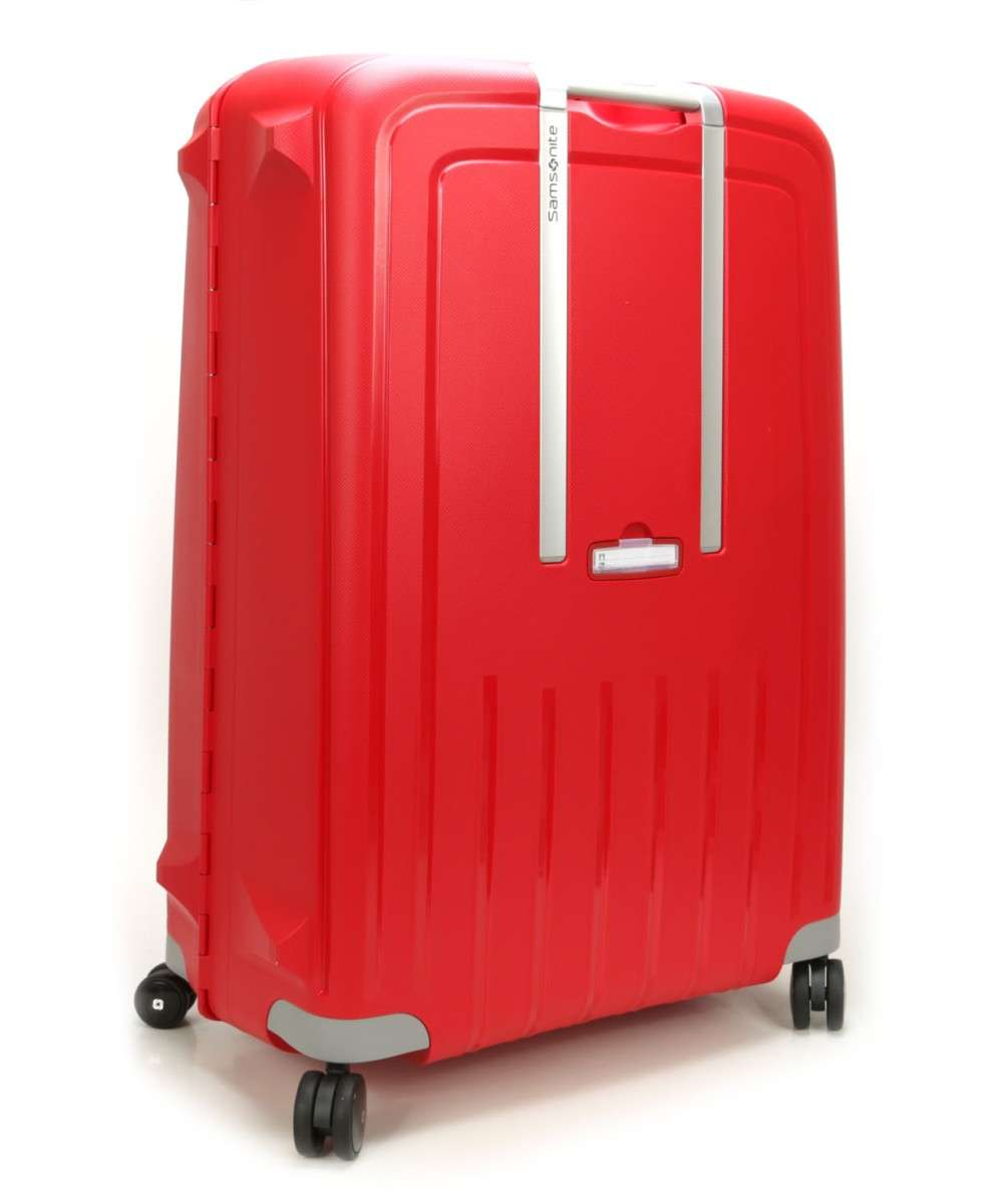Samsonite SCure Spinner (4 wheels) red-59244-1235-01 Preview