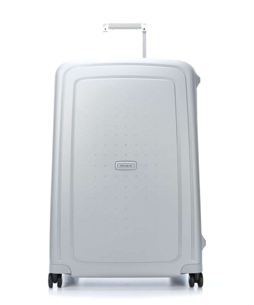 Samsonite S'Cure Spinner (4 wheels) silver Preview