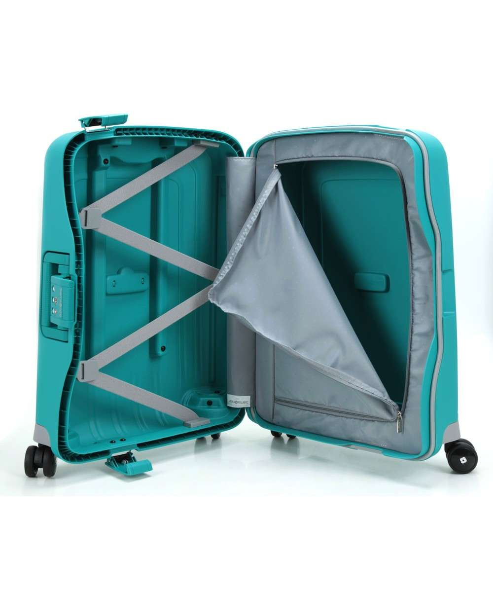 Samsonite SCure Spinner (4 wheels) turquoise-49539-1012-01 Preview